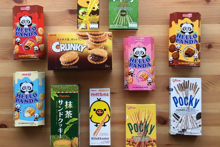 dolci giapponesi colazione